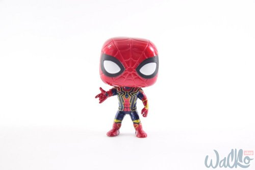 Фигурка Funko POP! Bobble: Marvel: Avengers Infinity War: Iron Spider 26465 купить на официальном сайте Wacko Shop